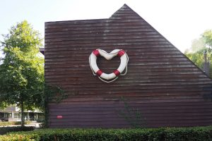 Marieke Vromans stedelijke acupunctuur Tilburg