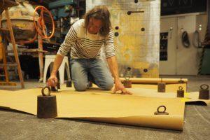 Marieke Vromans Stedelijke acupunctuur Tilburg quarantaine kunst